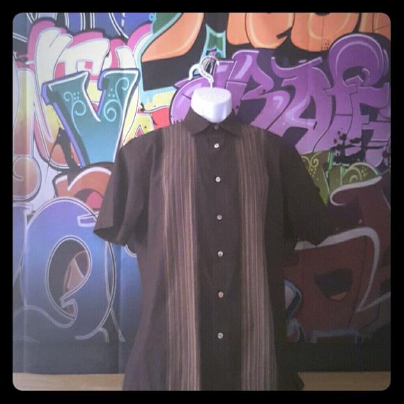 Van Hessen Button down shirt size M 15-15.5 fc6f718a1